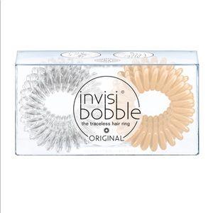 Invisi Bobble Ponytails